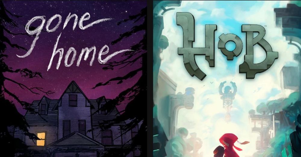 Gone Home и Hob бесплатно доступны в магазине Epic Games Store