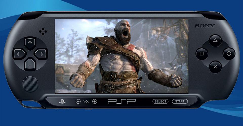 В СМИ появилась информация что в скором будущем будет релиз инновационной консоли PSP 5G