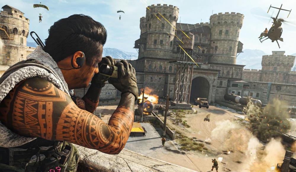 Call of Duty Warzone читеры будут вынуждены играть вместе