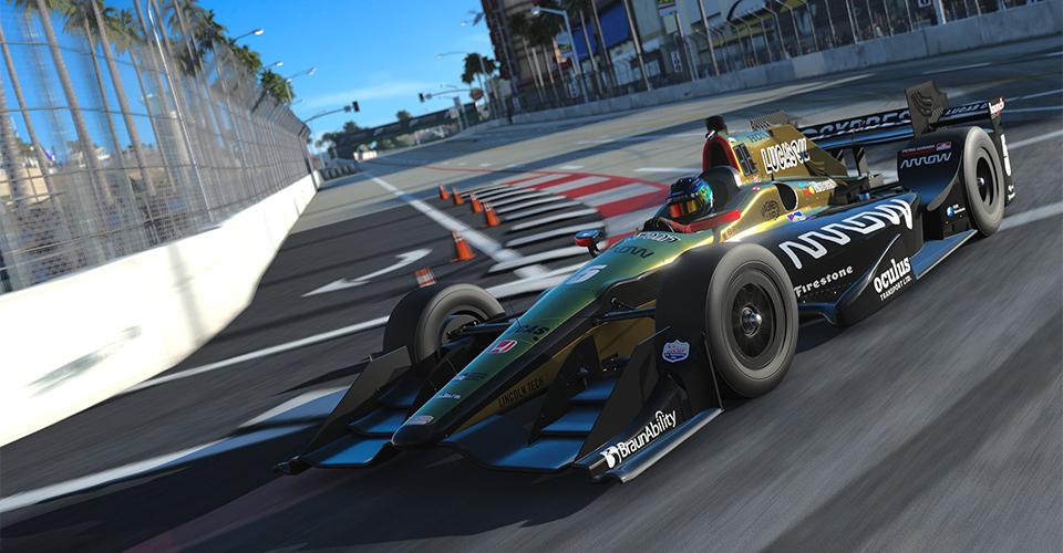 Начало бетатестирования восьмой части Forza Motorsport