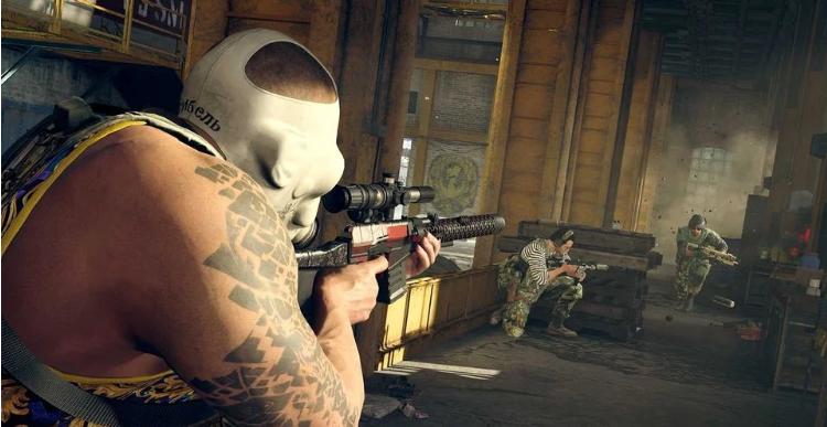 COD Обновление Modern Warfare позволит игрокам уменьшить размер игры на PC
