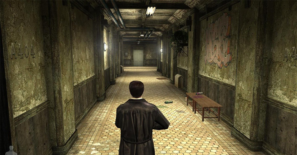 Битва с нечистью от поклонников в стиле легендарного Max Payne