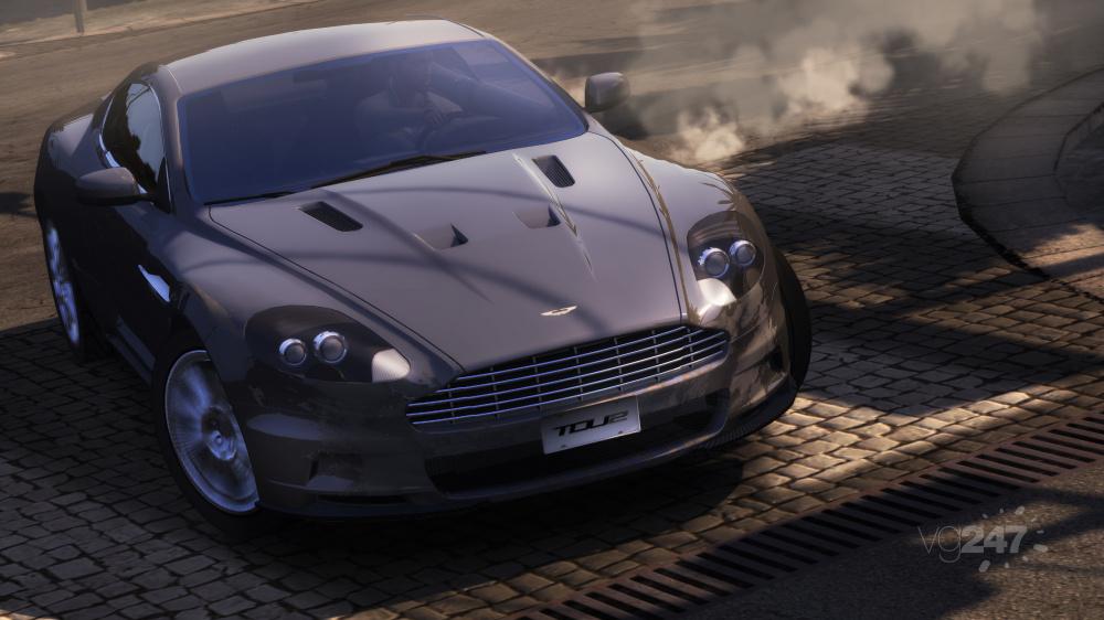 Новая игра Test Drive Unlimited находится в разработке