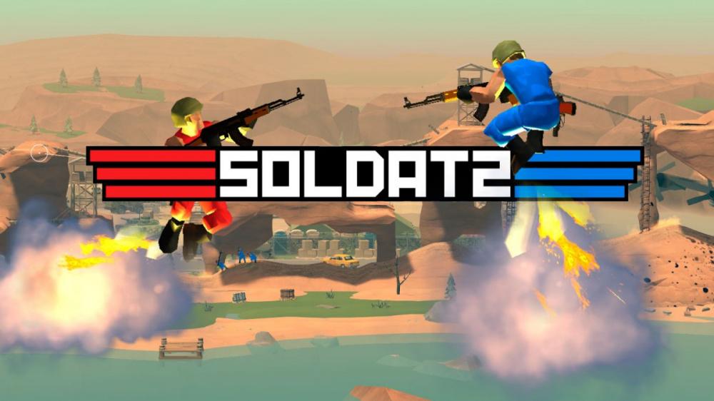 Демоверсия Soldat 2 и оригинальный Soldat теперь бесплатны в Steam