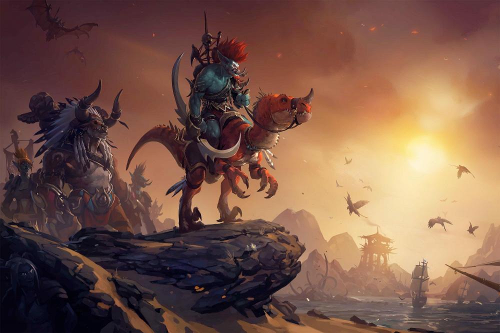 Мероприятие World of Warcraft double XP было продлено до лета