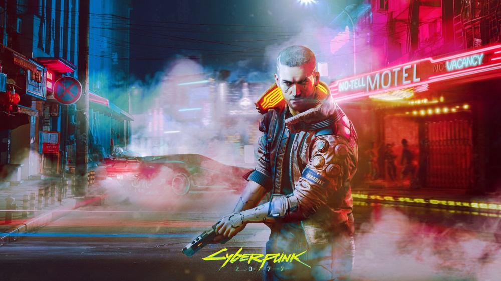 Пожалуйста просто отложите Cyberpunk 2077 снова