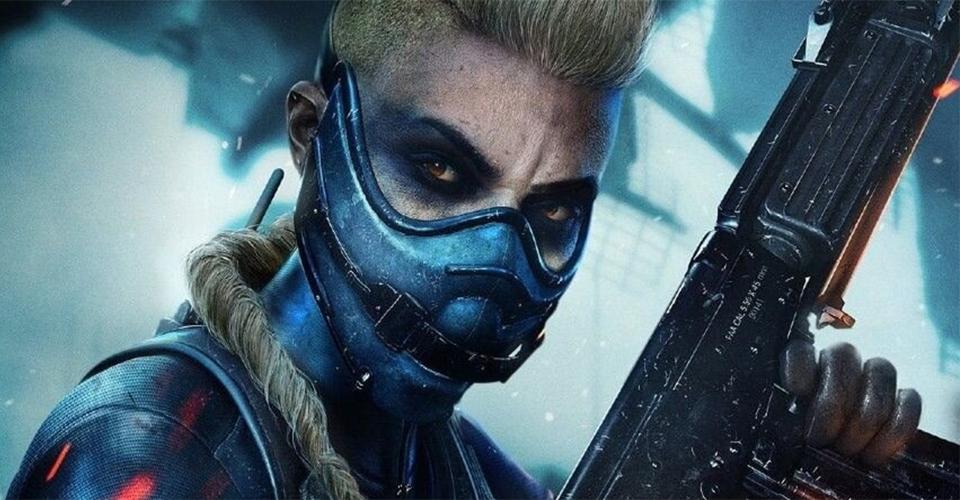 Инсайдеры выложили в сеть свежий постер с новой оперативницей в Call of Duty Black Ops Cold War