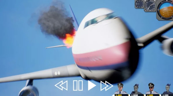 Этот трейлер Flight Catastrophe убедит вас путешествовать на поезде