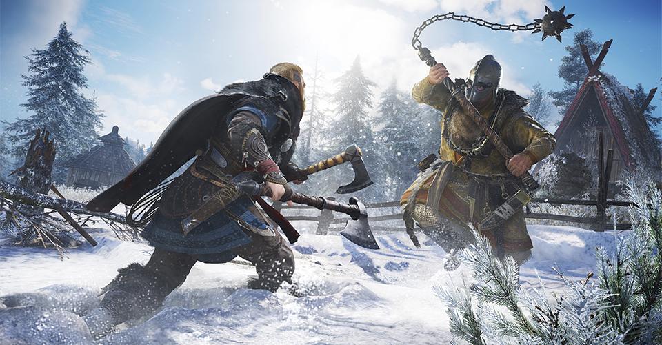 В файлах игры Assassins Creed Valhalla найдена информация о третьем дополнении
