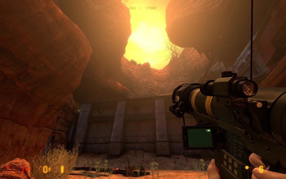 Black Mesa была одной из самых продаваемых новых игр Steam в марте