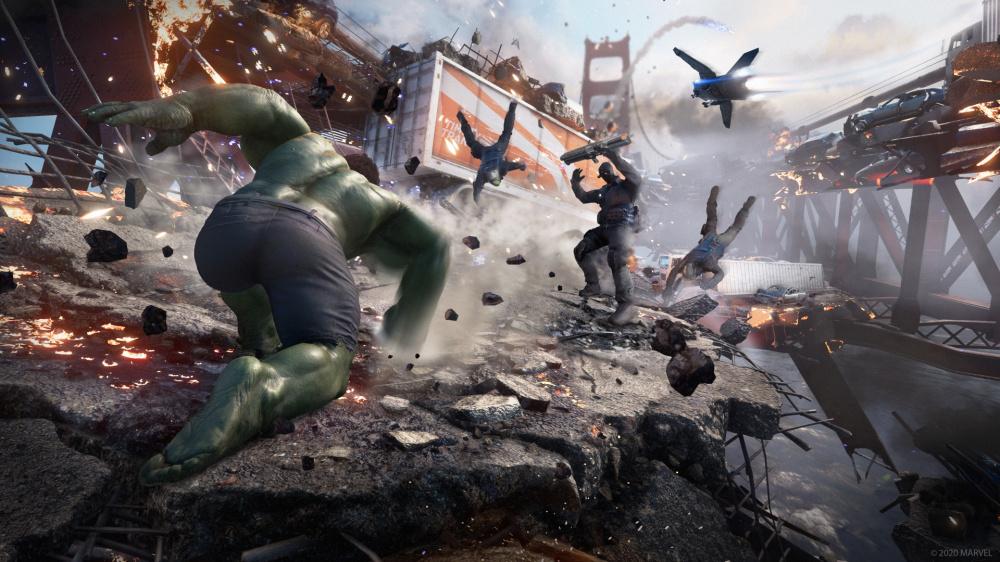 Обзор бетаверсии Avengers Успех или разочарование