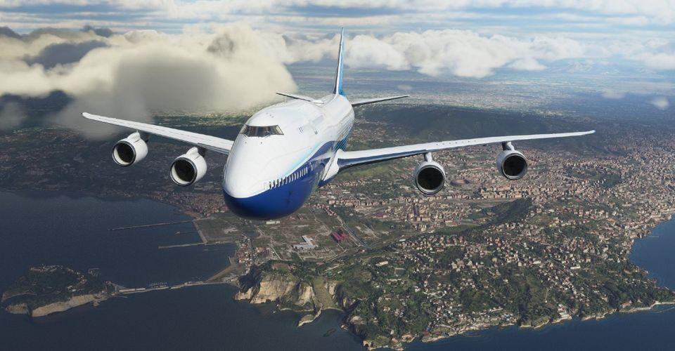 Microsoft Flight Simulator Новый трейлер