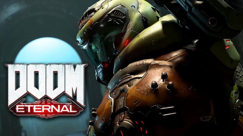 Doom Eternal  что мертво умереть не может