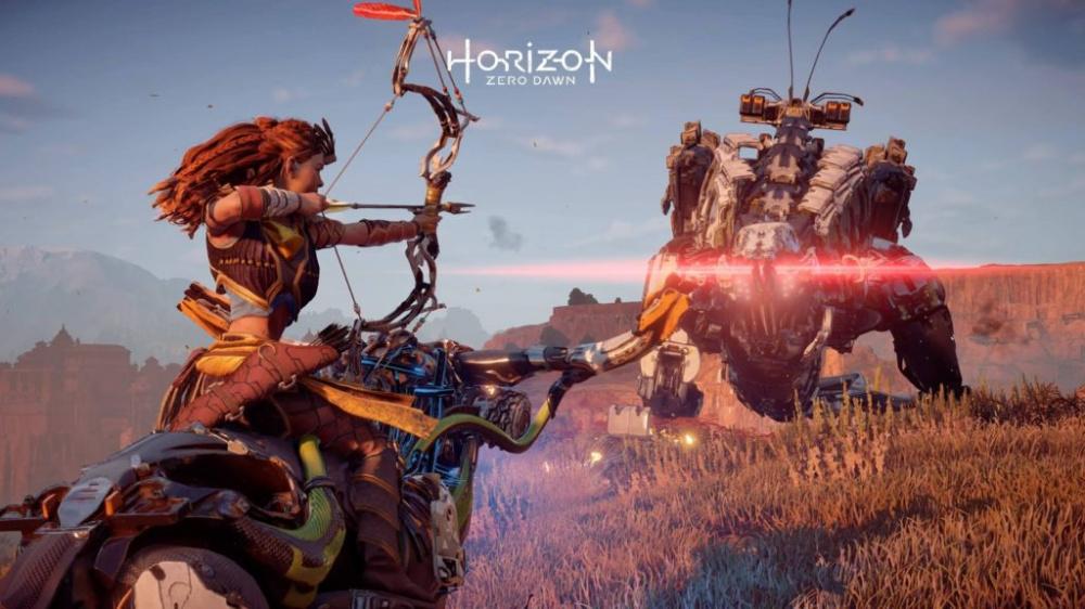 Horizon Zero Dawn Уже доступна предзагрузка в Steam