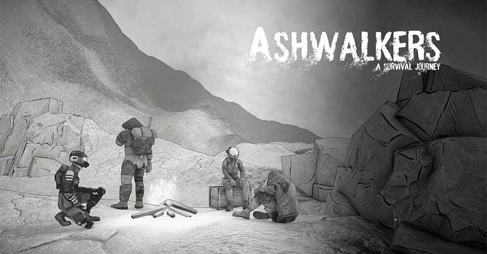 Новая выживалка Ashwalkers вышла на PC