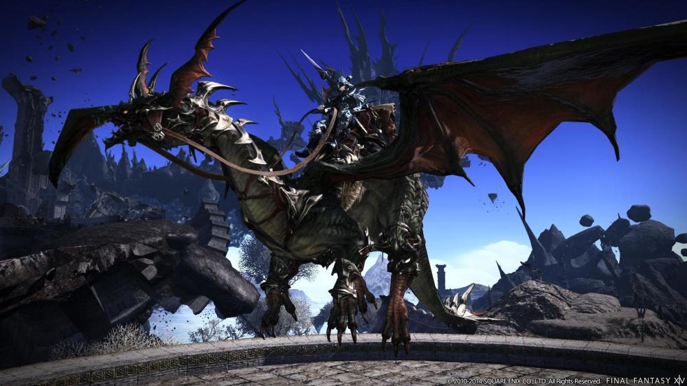 Главная история Final Fantasy 14 становится более обтекаемой в своем летнем обновлении