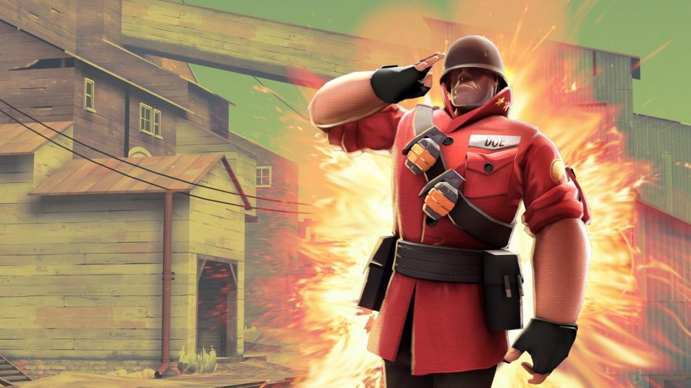 Рик Мэй голос солдата из Team Fortress 2 умер