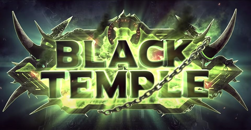 World of Warcraft Black Temple Raid получил потрясающий фан трейлер