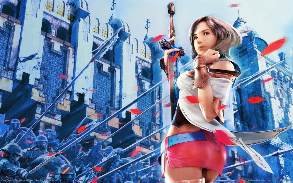 Обновление Final Fantasy 12 окончательно удаляет Denuvo добавляет консольные эксклюзивные функции