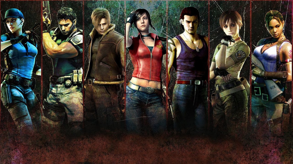 Capcom хочет знать хотите ли вы больше ремейков Resident Evil