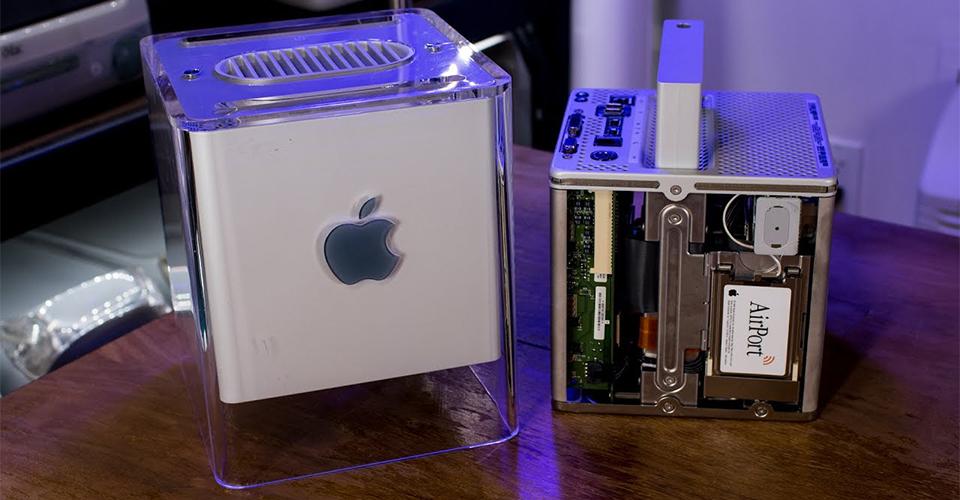 Компания Apple планирует выпустить новые Mac Pro в кубической стилистике