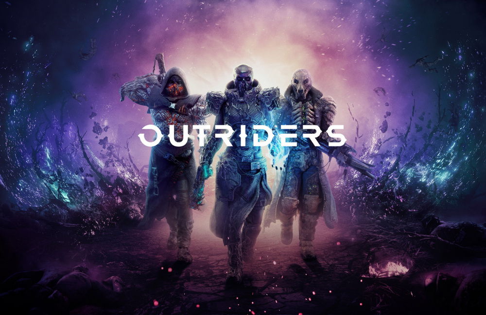 Вышел Новый трейлер Outriders