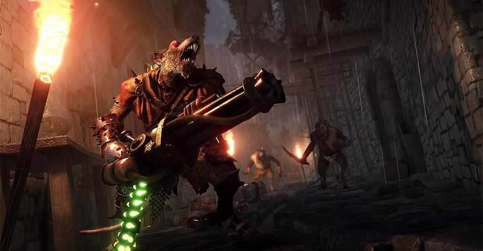Warhammer Vermintide 2  дата выхода нового дополнения