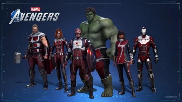 Marvels Avengers получает более запутанный эксклюзивный контент
