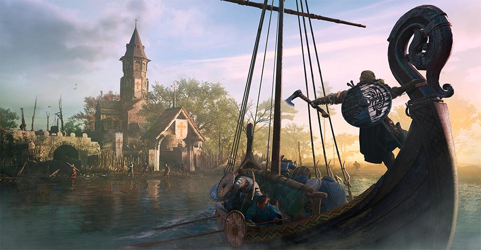 Ubisoft официально объявило о своих намерениях продолжить работу над Assassins Creed Valhalla