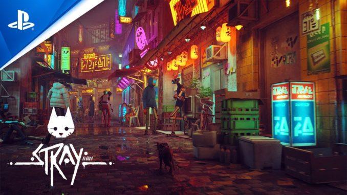Последний проект Annapurna Interactive STRAY станет эксклюзивом для PS5