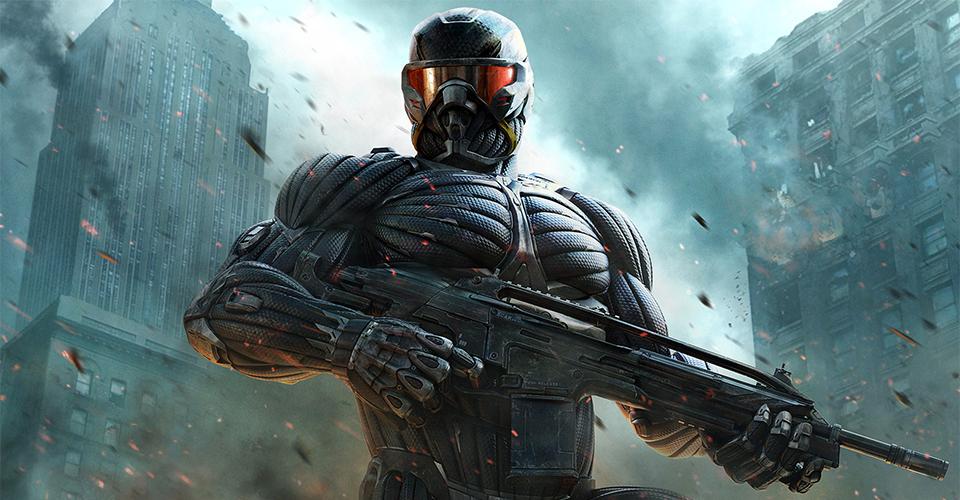 Microsoft собираются выкупить Crytek для продолжения серии Crysis
