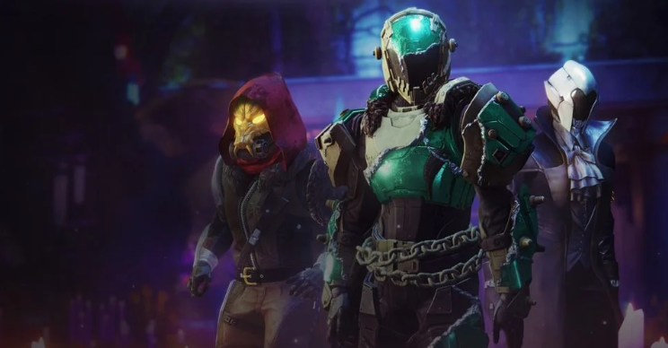 Появился новый трейлер Destiny 2 Festival of the Lost