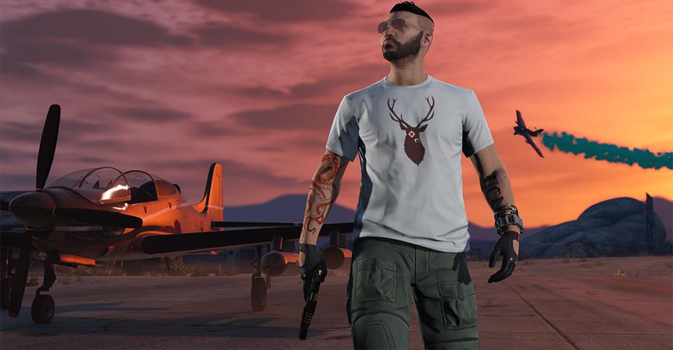 Один из крупных разработчиков игр зарегистрировал новые патенты Они могут касаться франшизы GTA