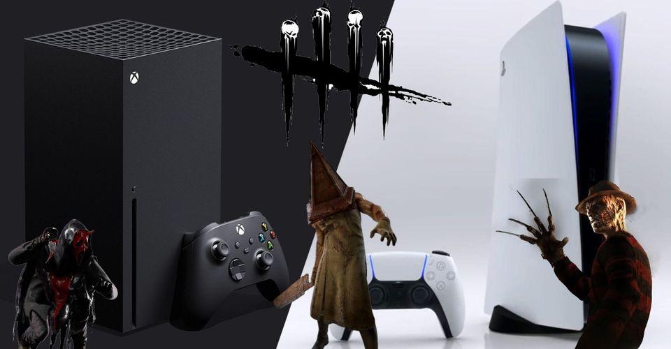 Dead By Daylight официально выйдет на PS5 и Xbox Series X