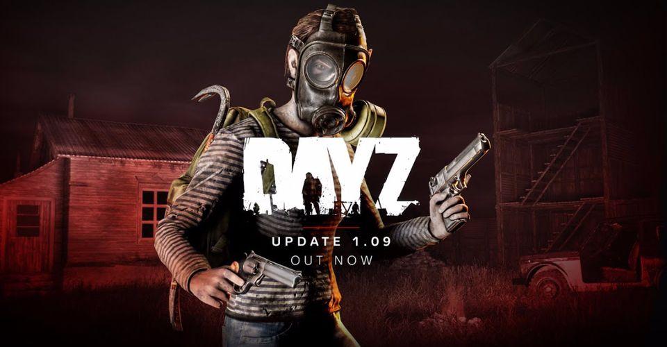 Новое обновление для DayZ 109 Чем вас порадует