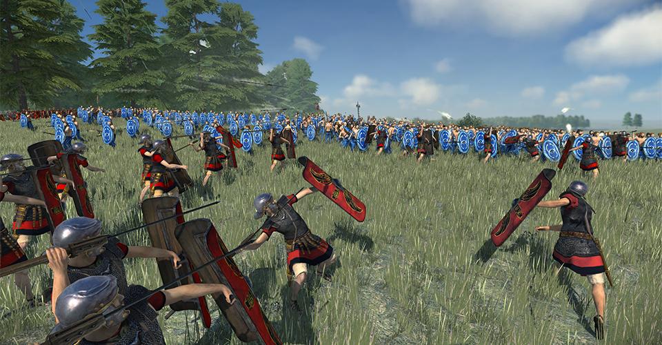 Создатели Total War Rome Remastered раскрыли секрет преобразований игры