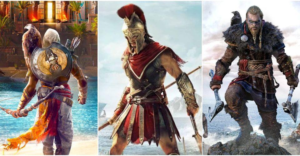 6 лучших изменений за всю историю Assassins Creed