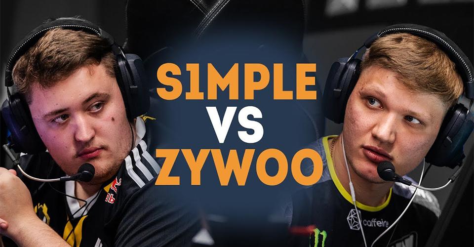 CSGO рейтинг 2020 ZywOo занял первое место а S1mple второе
