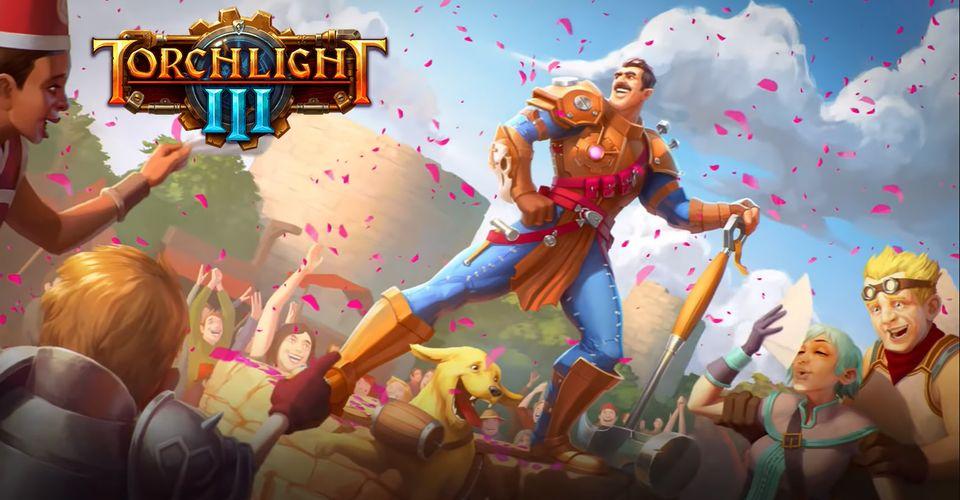 Torchlight 3 выпустил свежий трейлер и он просто невероятен