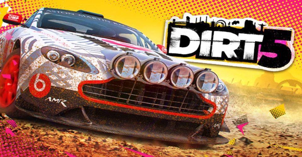 Dirt 5 получает трейлер игрового процесса в Кейптауне