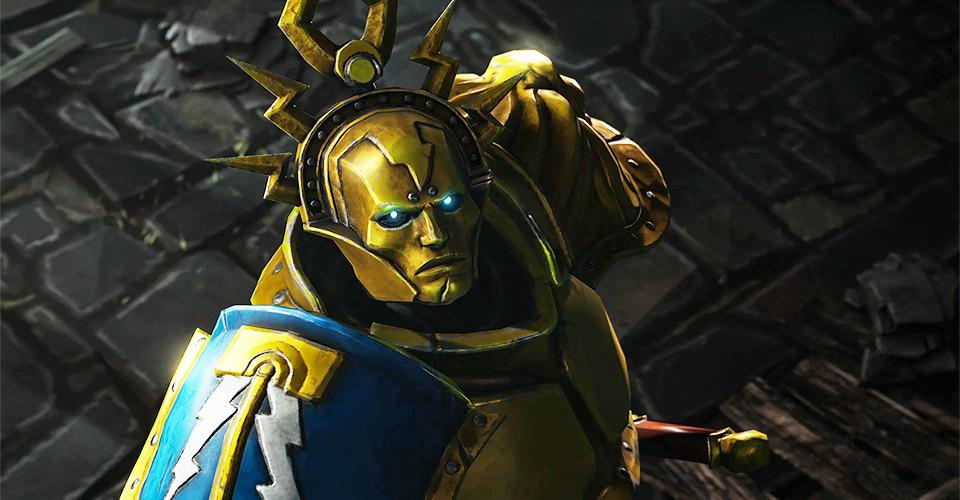 Выход новой стратегии из линейки Warhammer запланирован на 27 мая