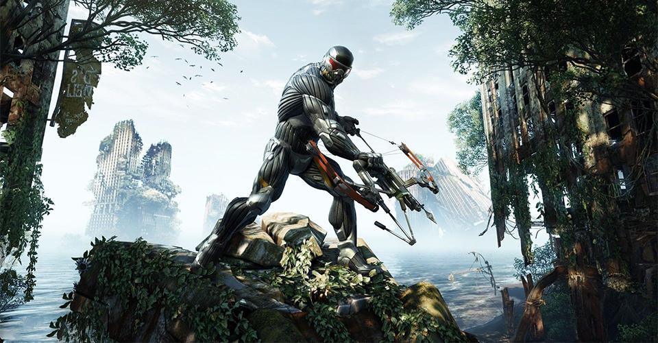 Crysis 2 Remastered показали первый скриншот