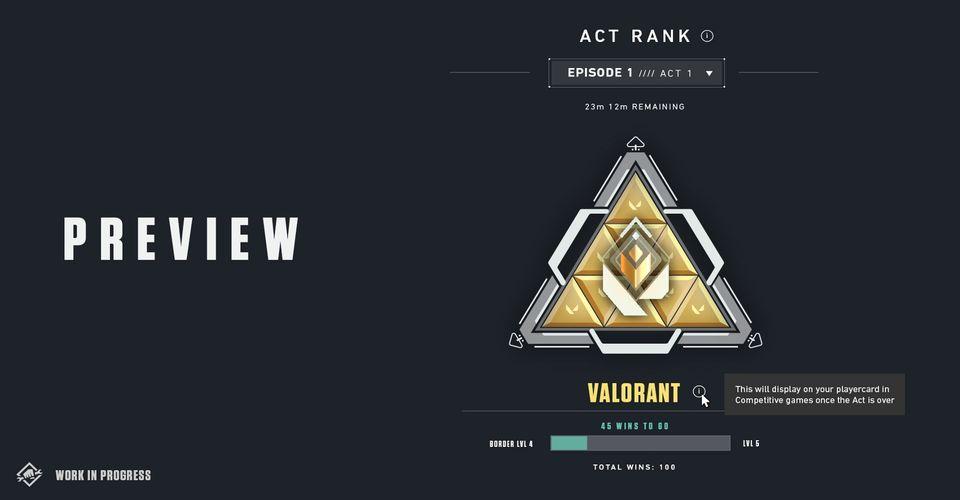 Riot Games объявляет об изменениях в рейтинговой системе Valorant