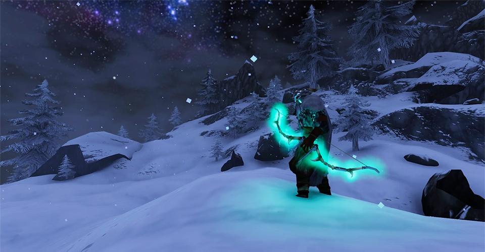 Платформа Steam пополнилась новой игрой в стиле викингов