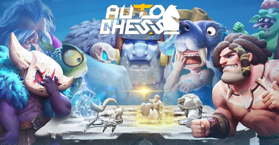 Autochess выходит на PlayStation 4