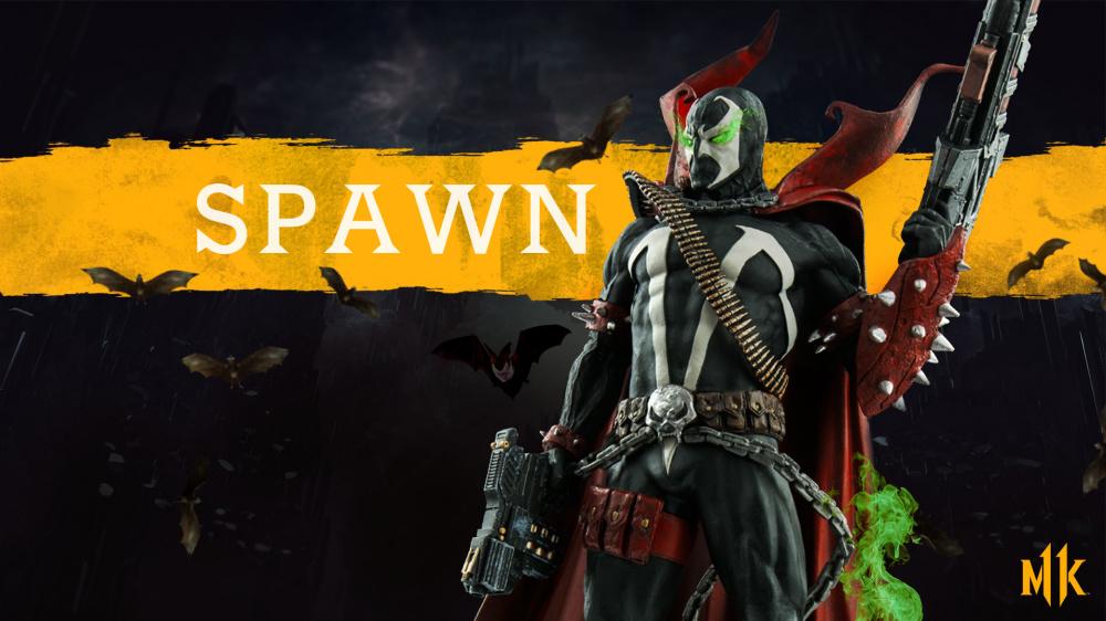 Новый герой в Mortal Kombat 11