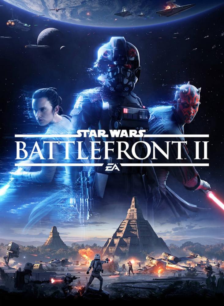 Вышел Новый Мод для Star Wars Battlefront 2