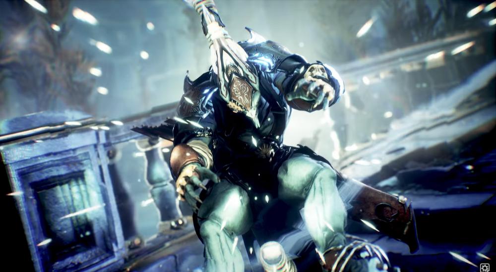 Godfall получил новый красивый трейлер игрового процесса