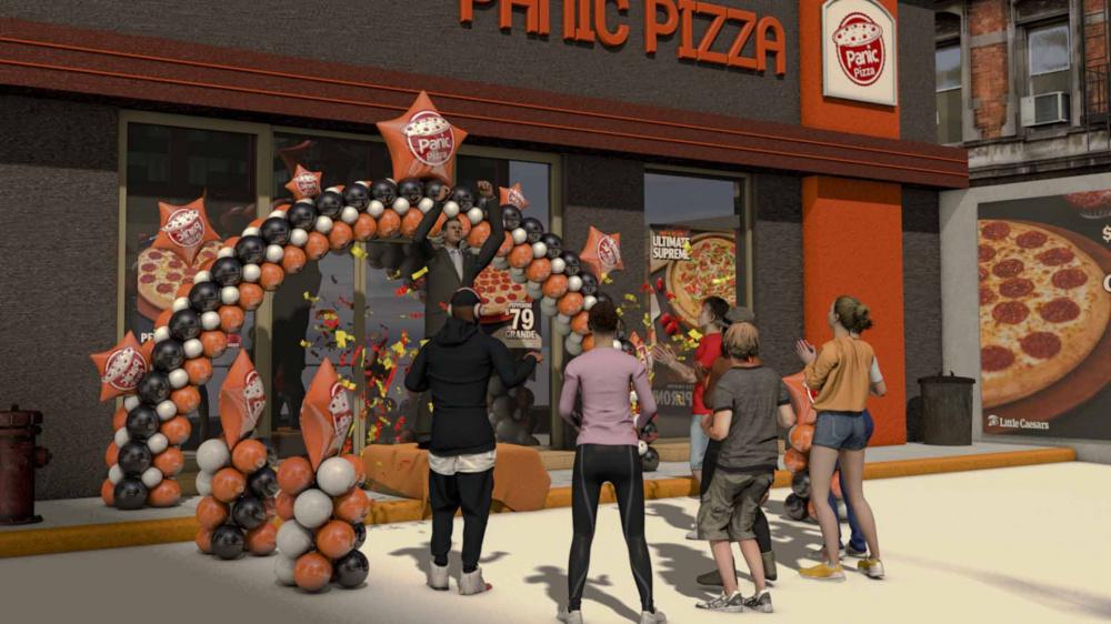 Pizza Simulator  создай пиццерию своей мечты