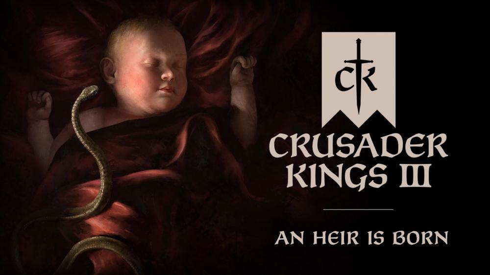 Подробности Crusader Kings 3